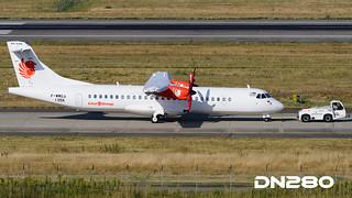 Malindo ATR 72-600 msn 1356