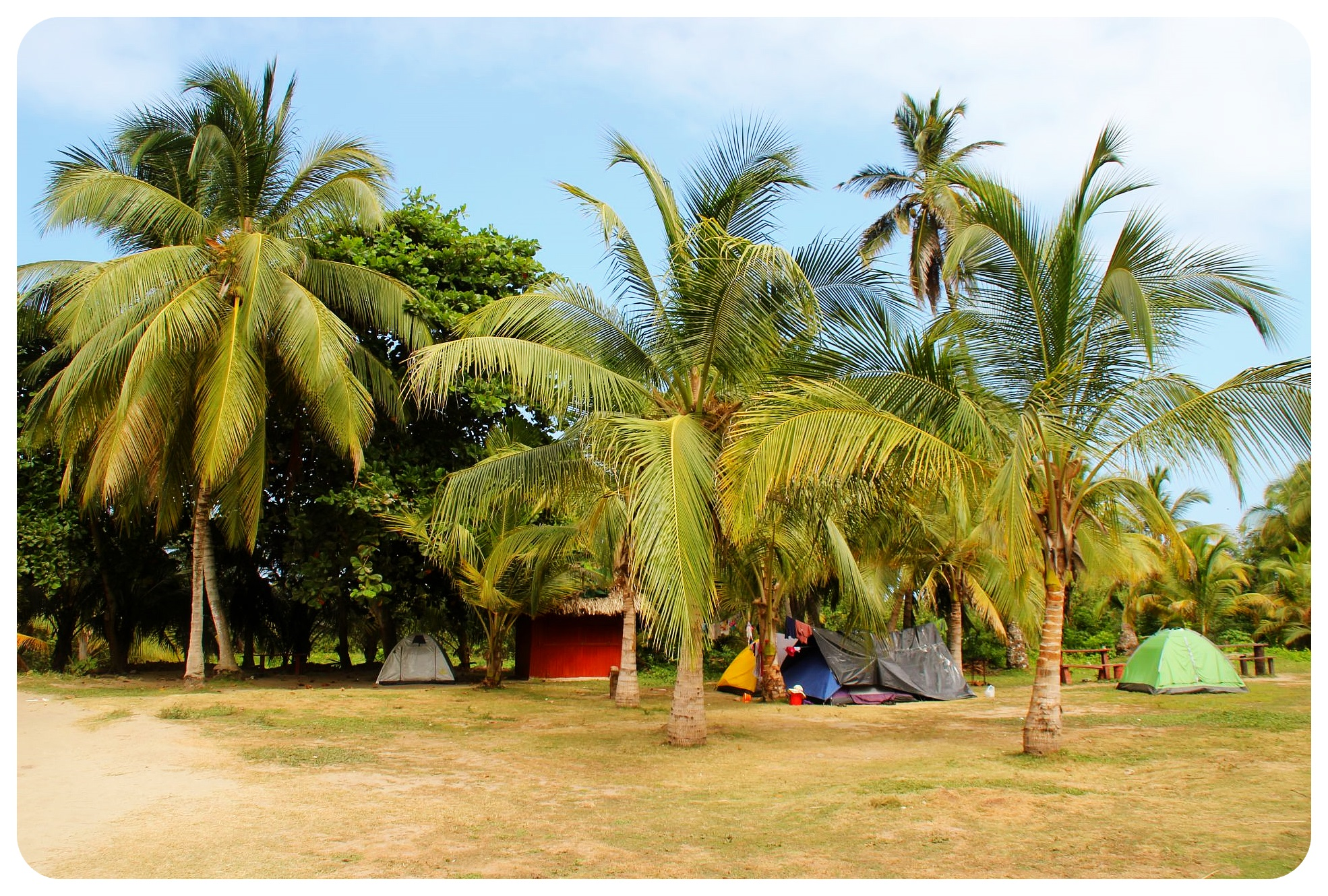 tayrona national park camping