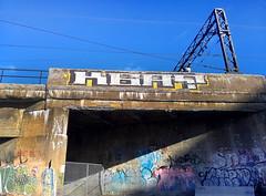 Griffintown - Rue Smith Underpass/Train Bridge