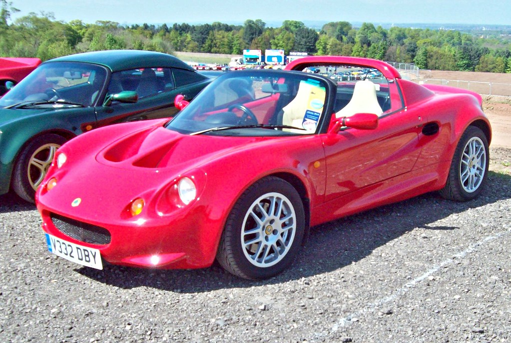 260 Lotus Elise 111R Series 1 (1999) | Lotus Elise 111R Seri… | Flickr