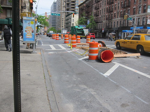 NYC_Bike Lane_1st Ave | by TNoble2008