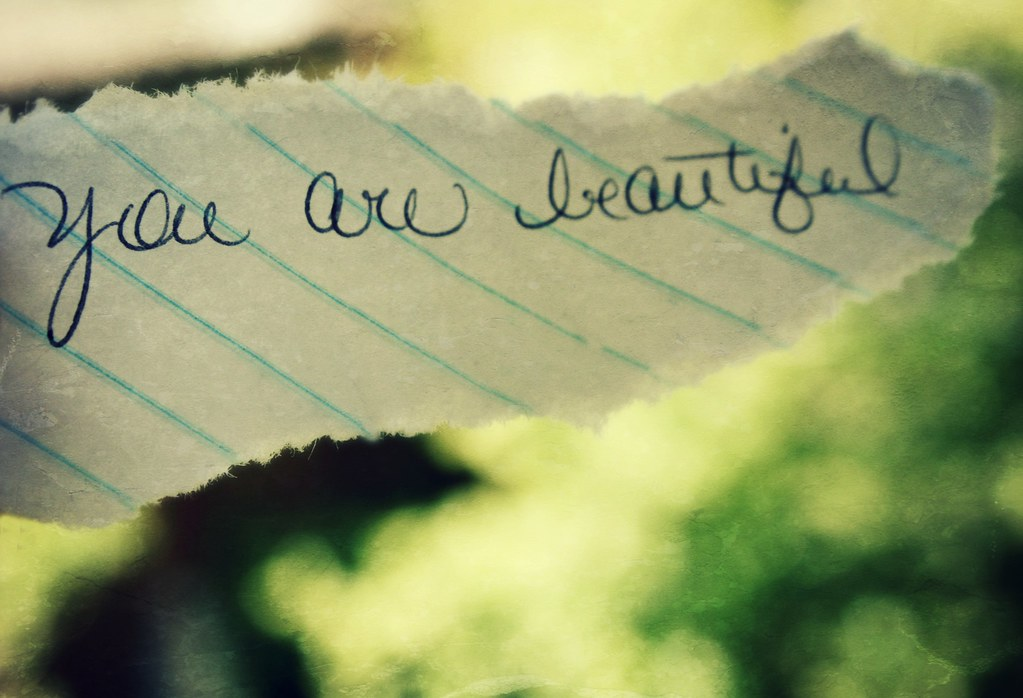 You Are Beautiful! | :) | melissa | Flickr