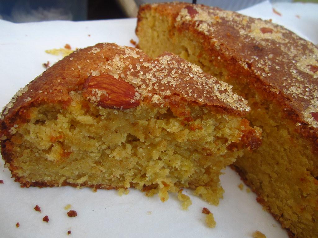 Almond Apple Cake Recipe