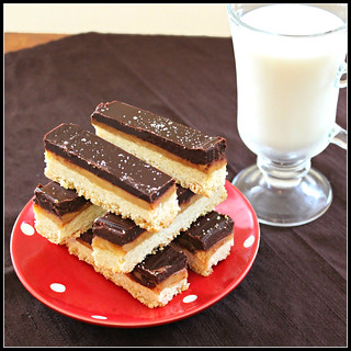Fancy Twix Bars | by What About Second Breakfast?