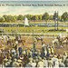 Coming in to the winning circle, Saratoga Race Track, Saratoga Springs, N. Y.