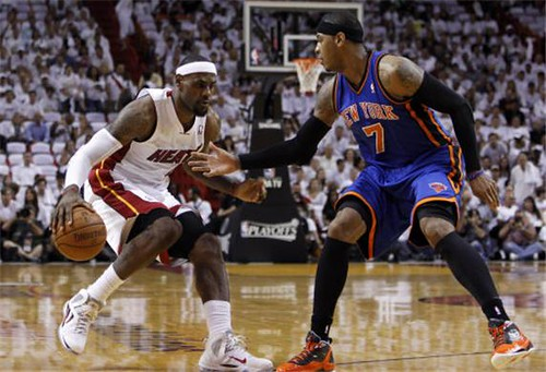NBA-Playoffs-2012-LeBron-James-steers-Miami-Heat-to-a-100-67-victory-over-the-New-York-Knicks-149891 | by 22860