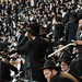 Ultra-Orthodox Jews rally against the dangers of the internet