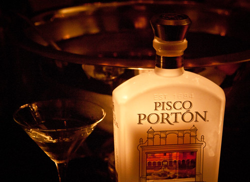 Pisco Porton at Manhattan Cocktail Classic 2012 - NYC | by ChrisGoldNY