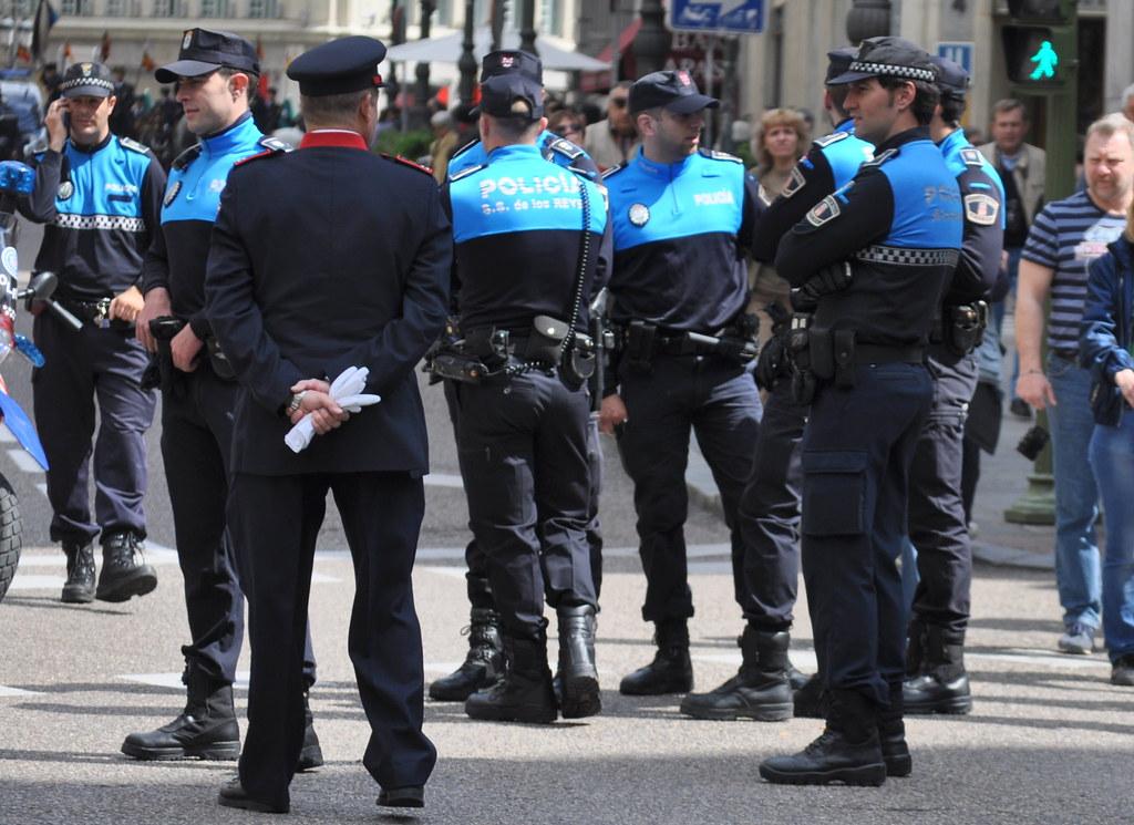 Polic a local san sebasti n de los reyes copsadmirer - Cristalerias en san sebastian de los reyes ...