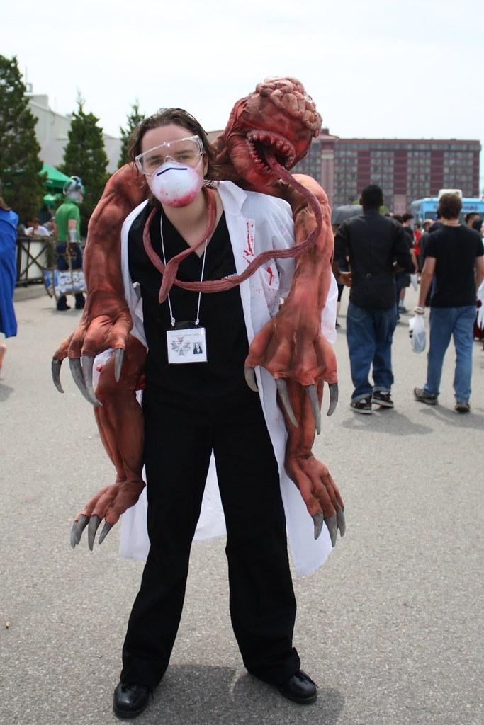Umbrella Corp Scientist Resident Evil W1n9zr0 Flickr