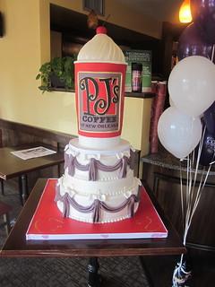 Prop Wedding Cake Dallas
