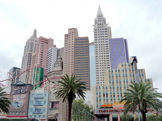 0658 Nevada, Las Vegas Strip, New York, New York, Hotel & Casino | by Aristotle13