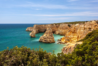 Praia de Marinha | by Victor van Dijk (Thanks for 4M views!)