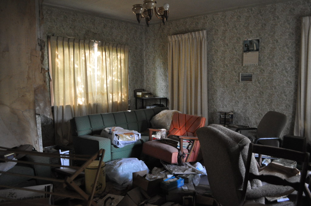 The Grumpy Living Room Grumpy Old Lady House William
