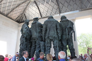 Bomber Command Memorial The Gathered | by RobSpalding