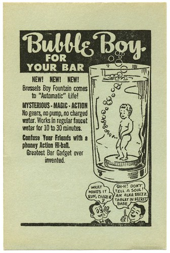 Bubble Boy for Your Bar--Mysterious Magic Action! | by Alan Mays