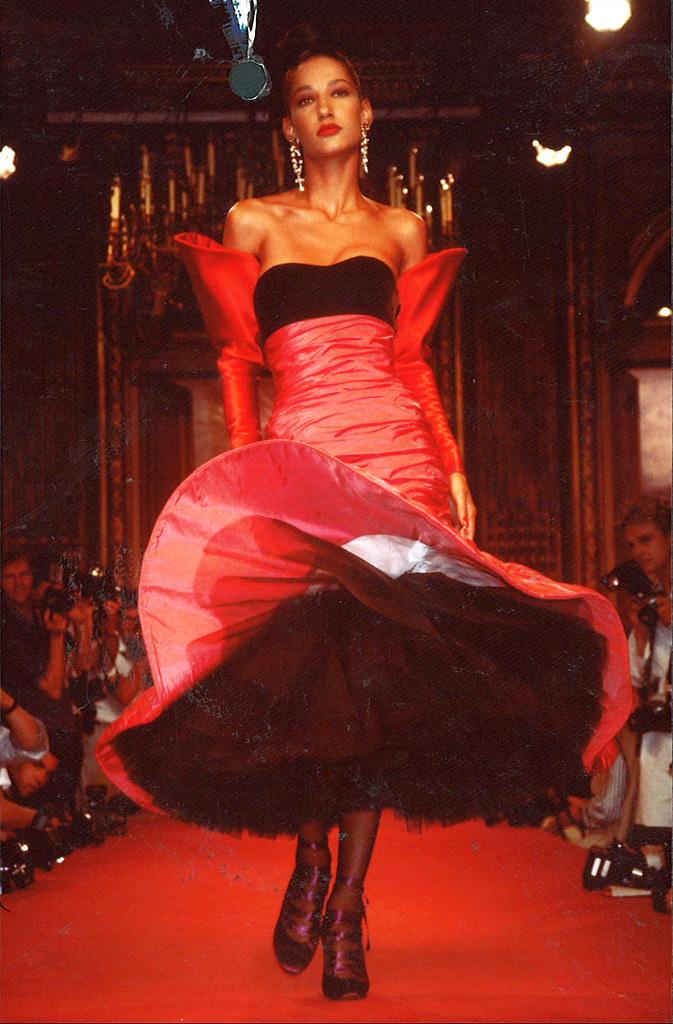 christian lacroix haute couture fall winter 1987 christian lacroix flickr. Black Bedroom Furniture Sets. Home Design Ideas