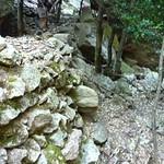 L'ancien chemin d'exploitation du Carciara d'Aragali