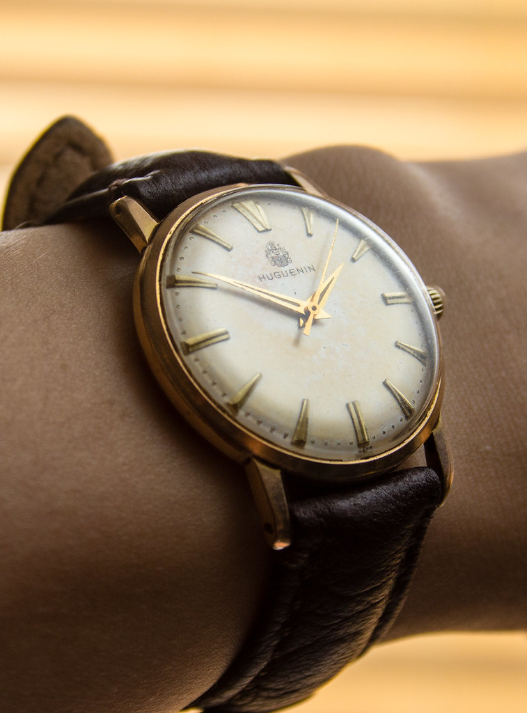 Personal messages Vintage watch blog