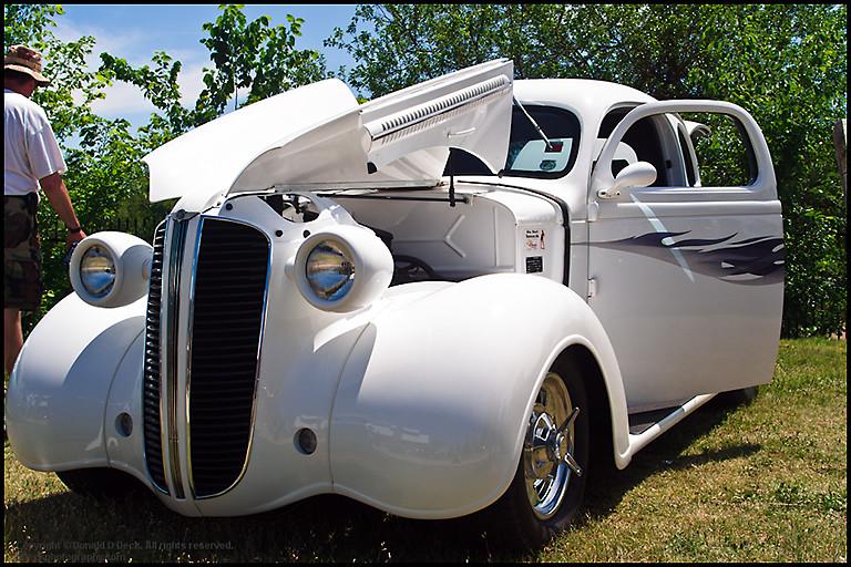 Old Town Car Show  Wichita Ks