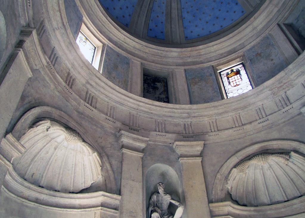 "a study on the tempietto by donato bramante Bromante's architecture represents the high reneissance and trompe l'oeil"" donato bramante, (2008) the tempietto was another one of study moose."