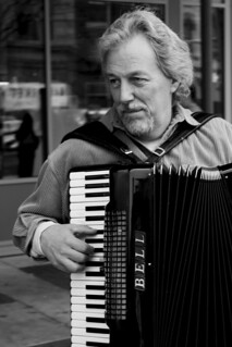 2012 Findlay Market Mardi Gras Accordian Player | by J Wells S