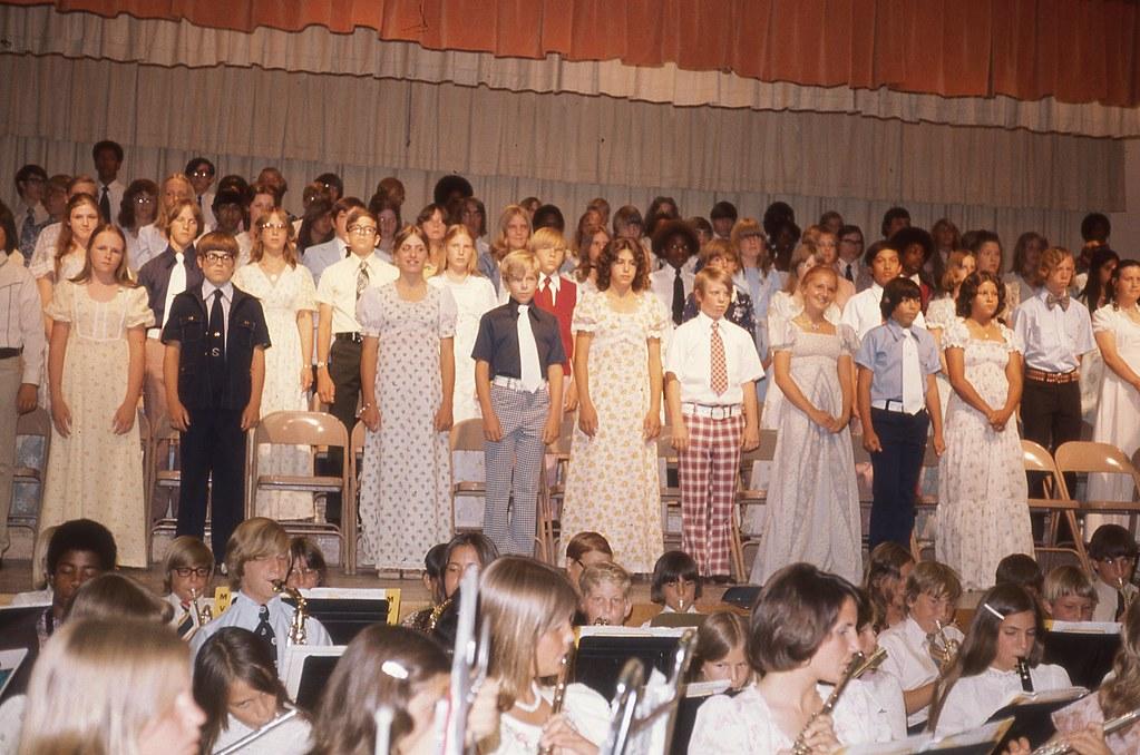 8th Grade Graduation Akers Elementary School Lemoore Ca Flickr