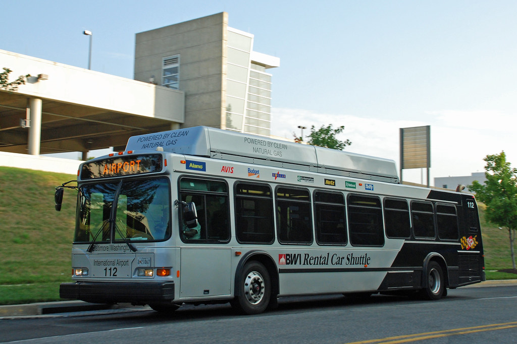 Bwi Airport Rental Car Shuttle