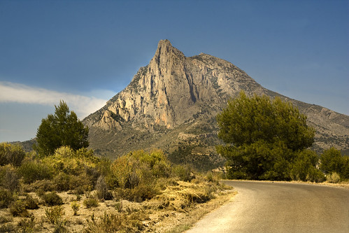 IMG_5433 Path in the mountains Nr.6(Mountain El Puig Campana) | by jaro-es