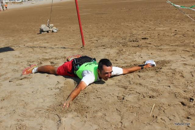 Ο πολυπόθητος τερματισμός στην παραλία της Gruisson, στις ακτές της Μεσογείου!