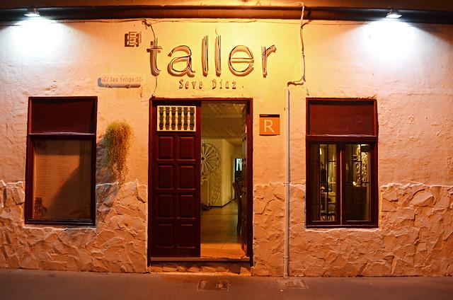 El Taller Seve Diaz, Puerto de la Cruz, Tenerife