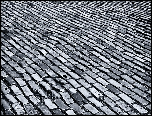 Adoquines (Cobblestones) | by Black and White Fine Art