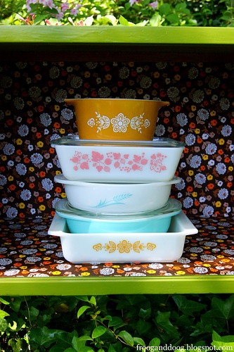 Pretty Pyrex | by lesamb