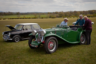 Wolseley Hornet Special & Mini | by <p&p>photo