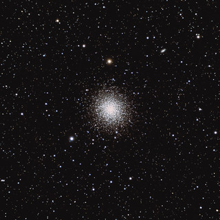 The Globular Star Cluster M13 in the Constellation Hercules | by Latent0Image