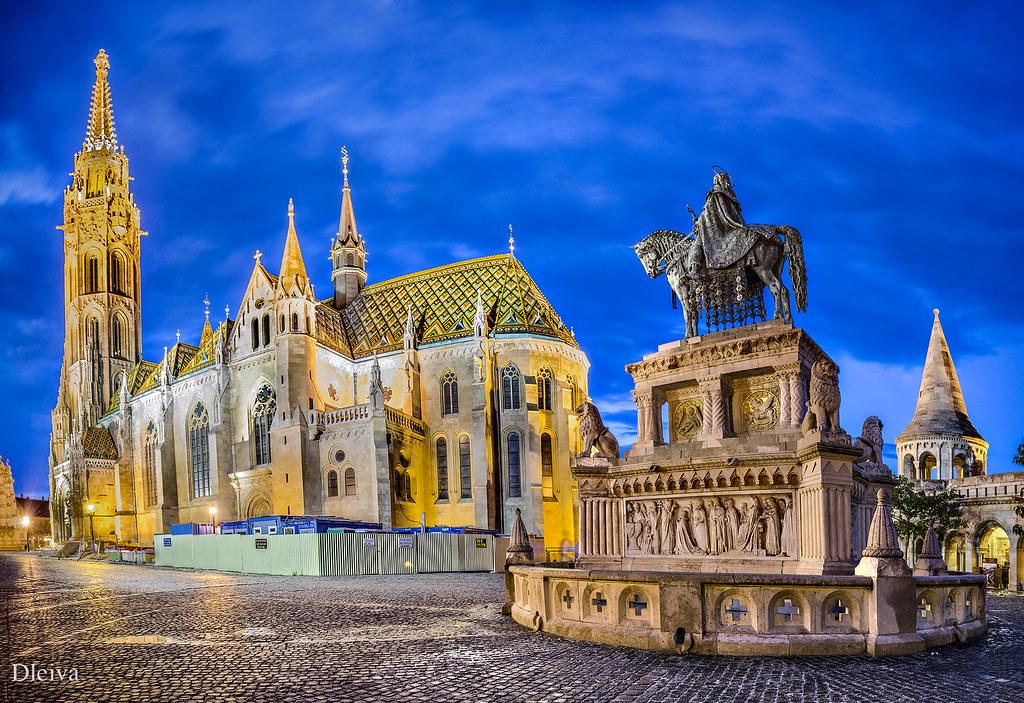 Iglesia De Matias Budapest Para Ver Mi Colecci 243 N
