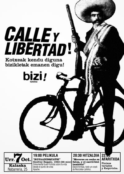Calle y Libertad!