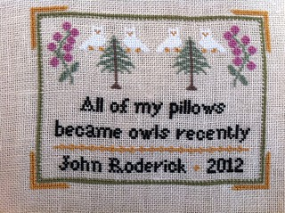 Roderick on the Line stitch | by beefranck