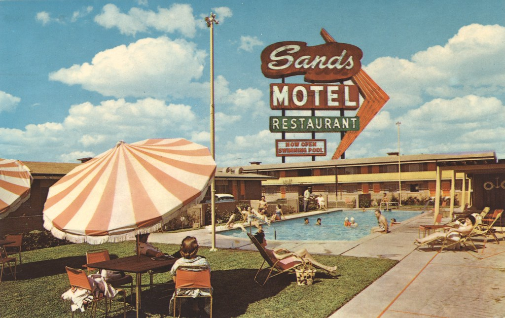 Sands Motel and Restaurant - Dallas, Texas