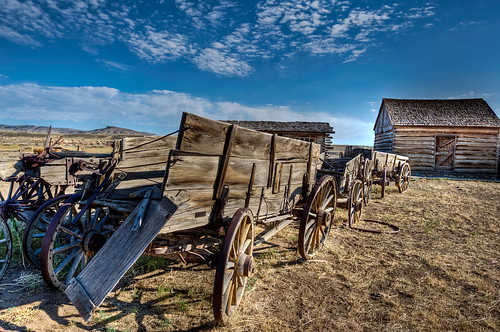 the old west | by Merilee Phillips