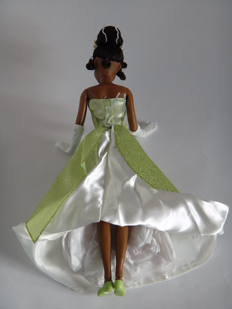 Tiana - 2012 Classic Disney Princess 12'' Doll