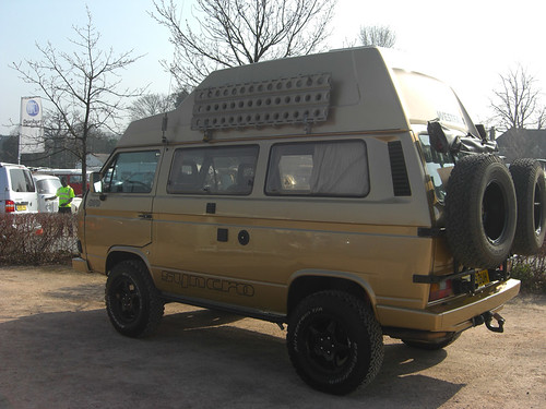 VW T25 Syncro Westfalia Campervan | by VW T25