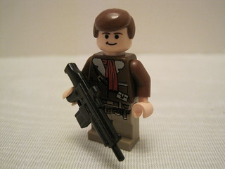 Sergeant Mal Reynolds | by Brickdon