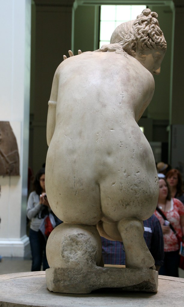 nude greek woman statue fucking