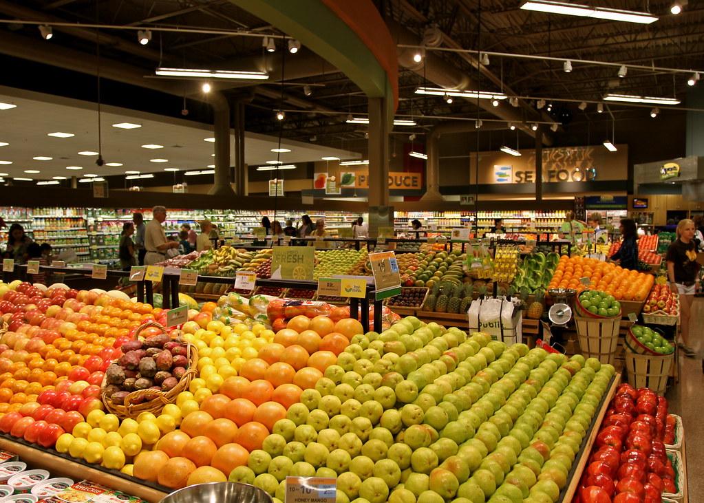 Produce Section | Publix Fruit & Vegetables | Stephanie