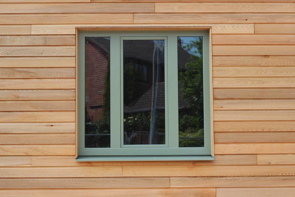 008   Double Glazed Alu-clad/ Timber Tilt u0026 Turn Window ...