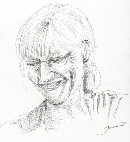 JaninaB for JKPP | by Jutta Richter