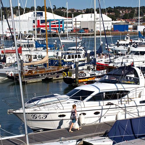 Cowes Yacht Haven, Venture Quays