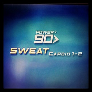 yep. #P90 #day2 cardio + abs | by miahz