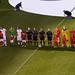 Football at Fenway Pregame Lineups